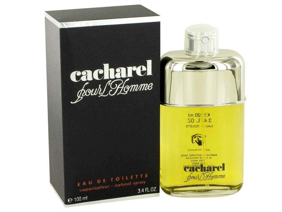 Cacharel Pour Homme by Cacharel  EDT NO TESTER 100 ML.
